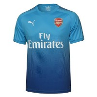 Arsenal Half Sleeve Away Jersey 2017-18