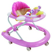 eBaby Duck Head Baby Walker - SL151 Pink