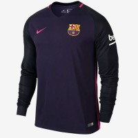 Barcelona Full Sleeve Away Jersey 2016-17