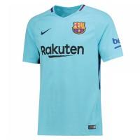 FC Barcelona Half Sleeve Away Jersey 2017-18