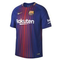 FC Barcelona Half Sleeve Home Jersey 2017-18