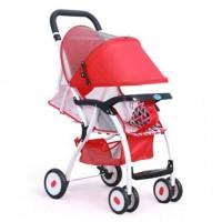 BAOBAOHAO Baby Stroller 711-B160 Red