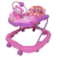 BLB Multifunctional Baby Walker - 6332 Pink