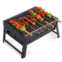 Portable BBQ Grill Maker with charcoal HCL662