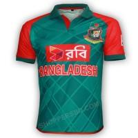 Bangladesh Cricket Team Jersey  2016 (Robi)