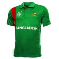 ICC World Cup 2015 Jersey : Bangladesh Men's Team Tech Polo