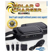 Bell+Howell Solar Charger