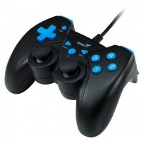 Genius Blaze 5 Gamepad, Turbo, for PC/PS3