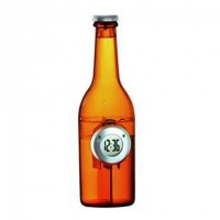 Water Powered Eco Friendly LCD Bottle Clock
