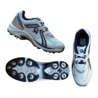 CA Plus Cricket Shoes (Half and Full Spikes in same pair)