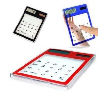 8 Digit Solar Touch Calculator