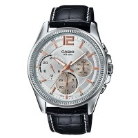 Casio Leather Belt Watch MTP E305L 7AVDF
