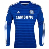 Chelsea Full Sleeve Home Jersey 2014-15
