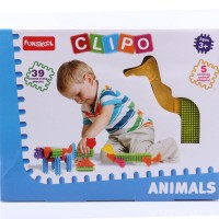 Funskool Clipo Animals Game