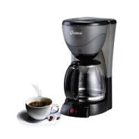 Ocean Coffee Maker 1.5 Liter Black