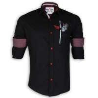 DEVIL Signature Pure Cotton Casual Shirt DE102
