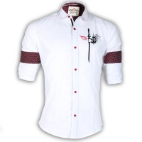 DEVIL Signature Pure Cotton Casual Shirt DE101