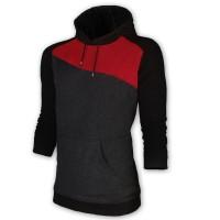 SIGNATURE Full Sleeve Solid Hoodie  : SG626