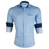 PRODHAN Pure Cotton Casual Ball Printed Shirt PC250