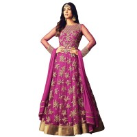 Justkartit Stylish New Women's Party Wear Anarkali Suits WF083