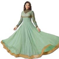 Exclusive Eid Special Prachi Abaya Style Anarkali Suit WF009