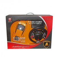 Lamborghini R/C- Sport Racing Genuine License With Dangling Steer Remote (8.1 Sound)