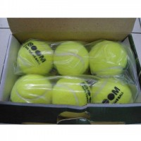 Boom Boom Tennis Ball For Tapeball Cricket Pack Of 6