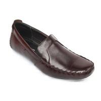 Men's Leather Loafer Shoes FFS139