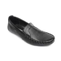 Men's Leather Loafer Shoes FFS140