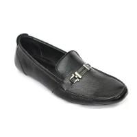 Men's Leather Loafer Shoes FFS141