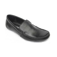Men's Leather Loafer Shoes FFS143