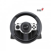 Genius Trio Racer F1 - PC/PS3/Wii  3 Console Supported Racing Wheel