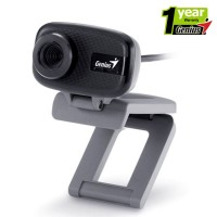 Genius FaceCam 321 VGA Webcam with Built in Mic