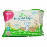 Farlin Herbal Baby Wet Wipes 35 Pcs