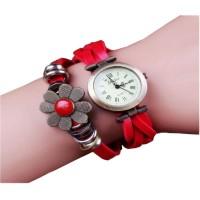 Flower Ladies Bracelet Watch