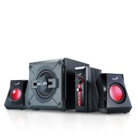 Genius GX SW-G2.1 1250 38W Gaming Speaker