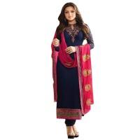 Drashti Dhami Designer Salwar Suits WF073