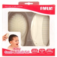 Farlin - Comb And Brush Set