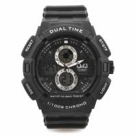 Q&Q GW81J001Y Digital White Dial Men's Watch