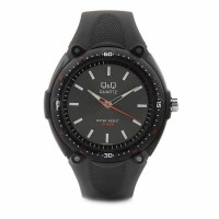 Q&Q GW84J003Y Regular Analog Black Dial Men's Watch