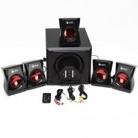 Genius GX SW-G5.1 3500 Gaming Speaker, 80W RMS