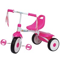 Happy Kids Cute Tricycle for Baby Girls HKT106