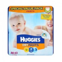 Huggies Dry pants M-60