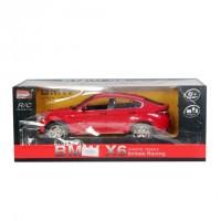 BMW X6 1:14 Remote Control Car (Red)