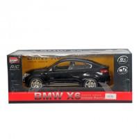 BMW X6 1:14 Remote Control Car (Black)