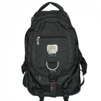 Heavy Duty Dc Meilun Black Backpack