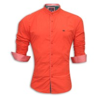 Exclusive Eid Shirt Collection RS18S Raspberry