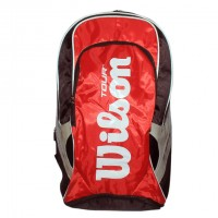 Wilson - Tour Backpack Red