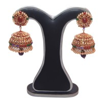 Exclusive EiD Ear ring Collection RA015A. MODEl JHUMKA.