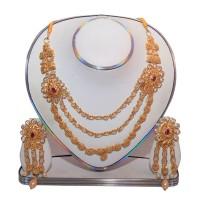 Exclusive EiD Necklece set Collection RA023A. MODEL Short necklace